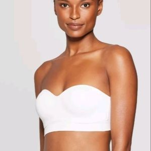 Auden Push-Up Seamless Bandeau Bra B2